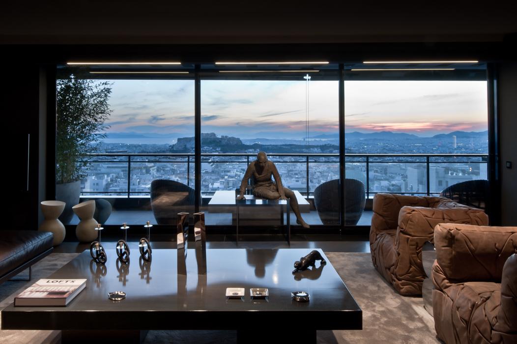 Дизайн интерьера: роскошные дома и квартиры - фото skyfall a.